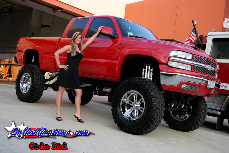 1000 Images About Girls And Lifted Trucks On Pinterest