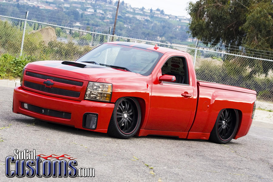 Silverad Ss Clone Quick Photoshoot Page 5 Performancetrucks Forums