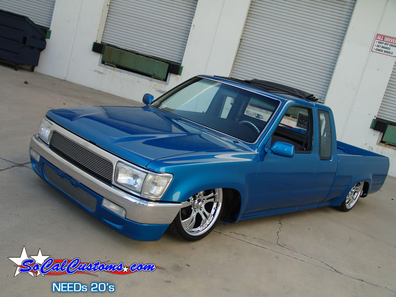 Needs 20's--SoCalCustoms.com Feature Truck