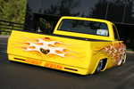 Socalcustoms Com Feature Truck With Model Nicole Albright