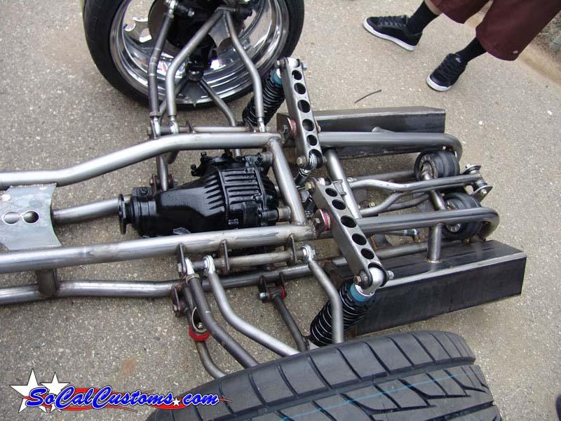 Independent Rear Suspension S 10 Forum